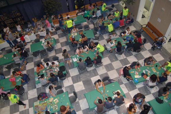 Amphora en Jornadas Mueve Ficha y Salón Manga
