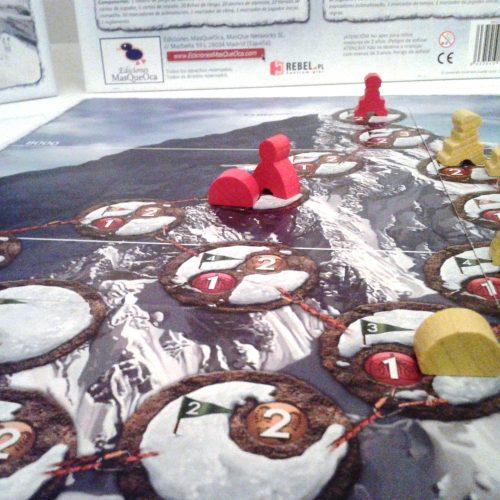 K2: detalle del juego