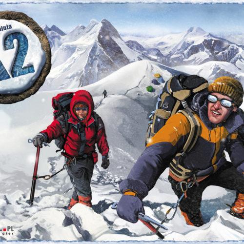 K2: Portada