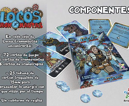 Locos Crononautas de Enrique Gil
