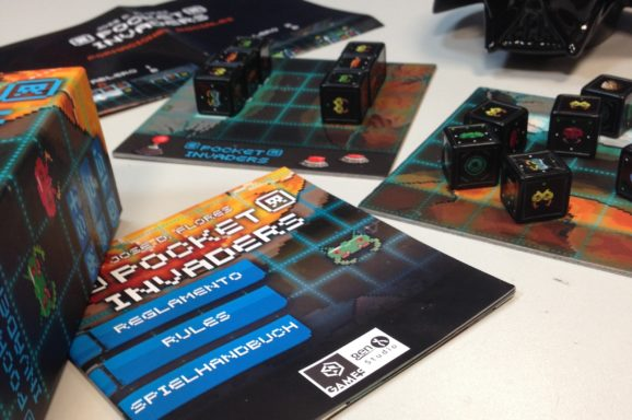 Reseña sin saña: Pocket Invaders