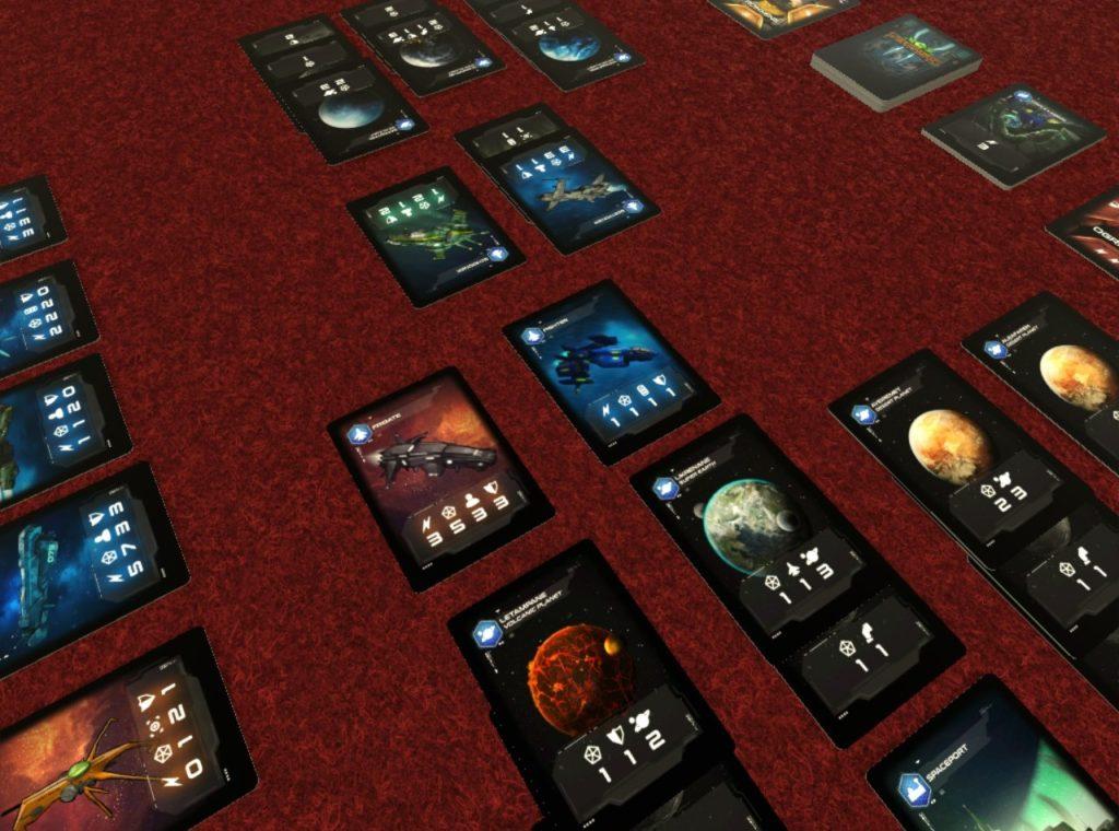 Pentaurus: Duel en Tabletop Simulator
