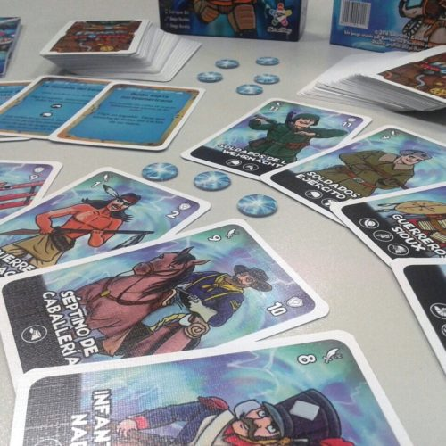 Locos Crononautas, un juego de SmartPlay Editorial