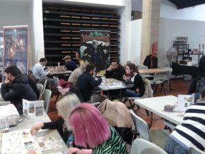 Amphora Games en Jerez CMCM