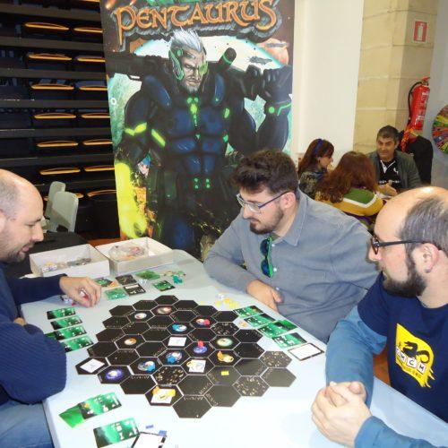 Pentaurus Quest For Pentanium Jerez