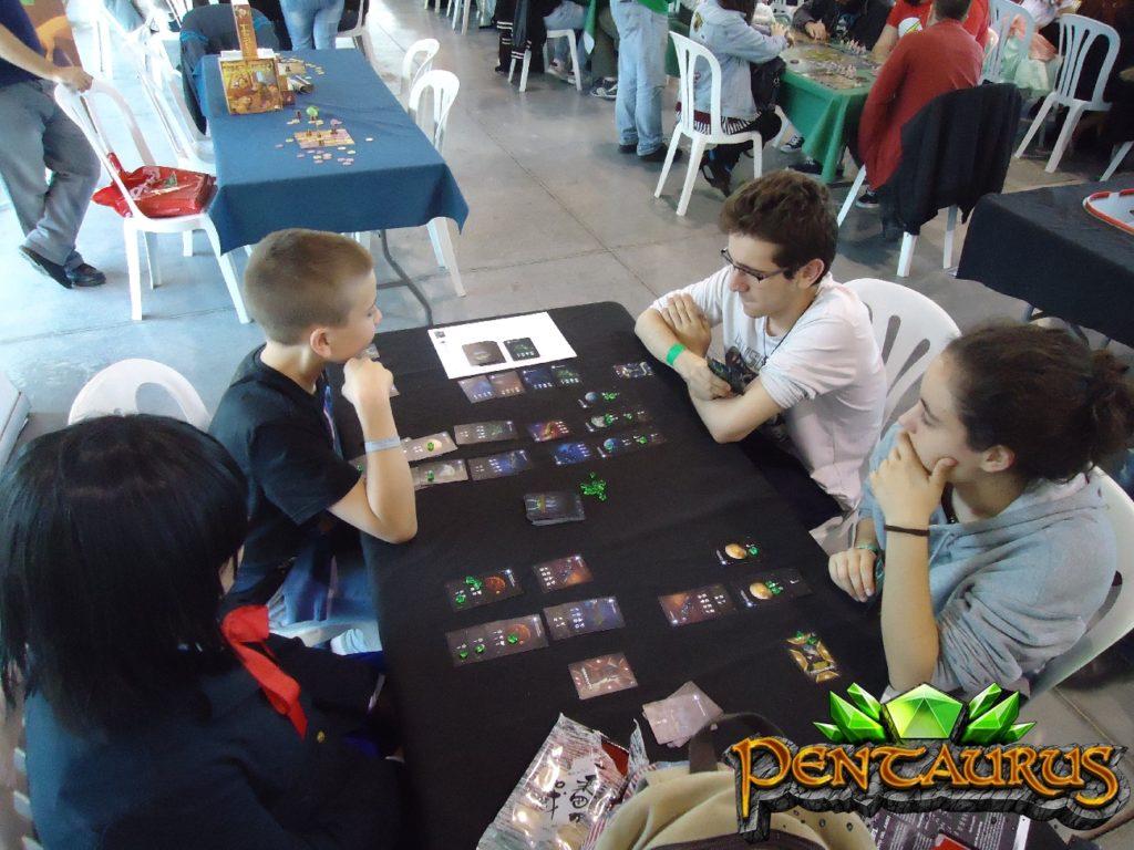 Pentaurus Duel 4 jugadores
