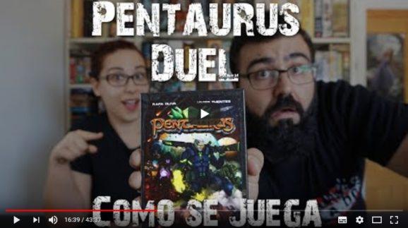 Aprende a jugar a Pentaurus Duel con D.a.Dos