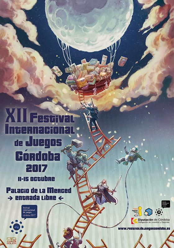 festival 2017 juegos córdoba amphora games pentaurus
