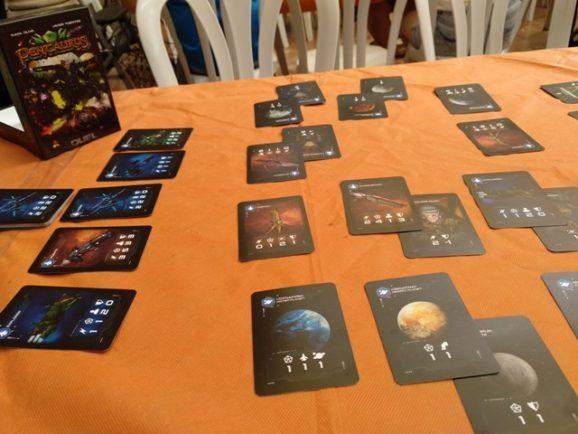 Demo week de Pentaurus Duel en EGD Games (Jerez)