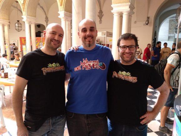 Nos vamos al Festival Internacional de Juegos de Córdoba