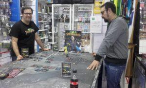 pentaurus duel malaga e-minis
