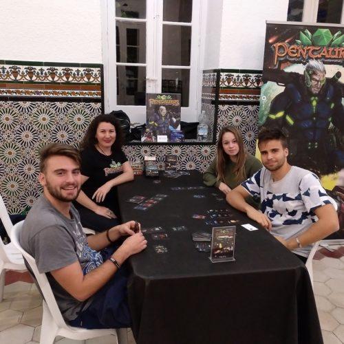 Pentaurus BGC Málaga