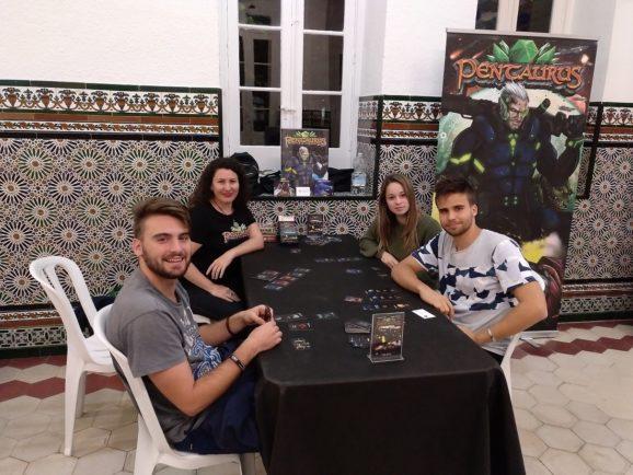 Nuestro paso por la BGC de Málaga