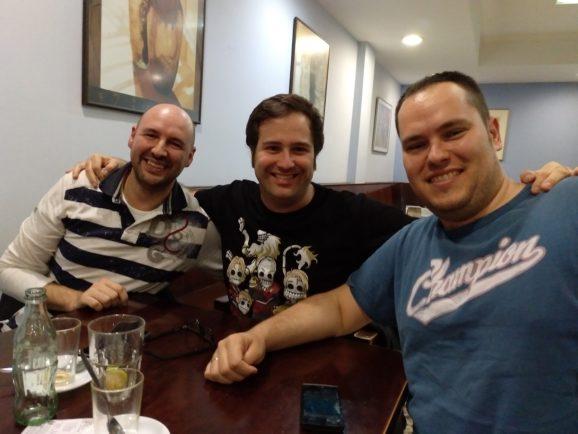 Amphora Games se reúne con la Asociación Ludo