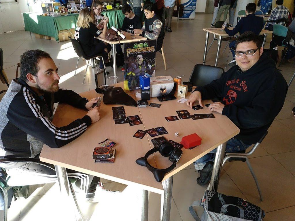 Pentaurus Duel en La Linea