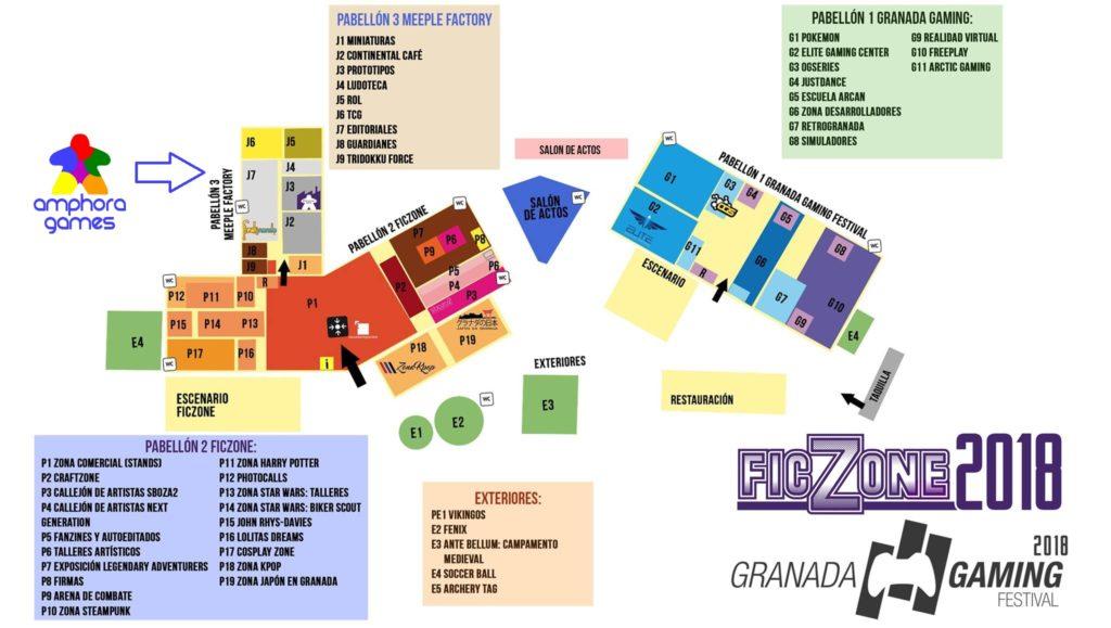 FicZone plano situacion mapa