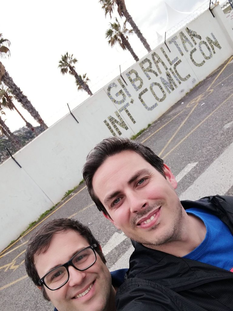 Amphora Games Pentaurus Internationa Comic Con Gibraltar
