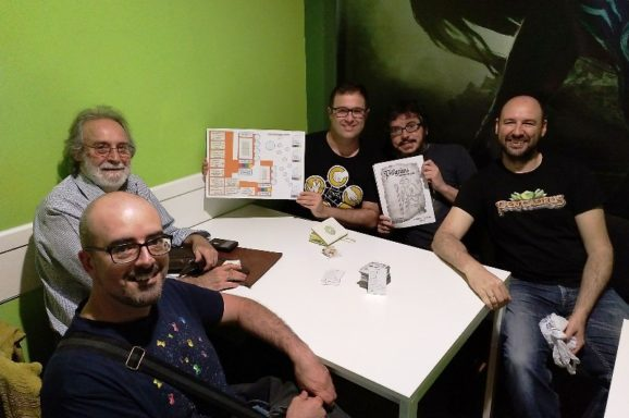 Amphora Games participa en el encuentro de creadores de juegos de mayo