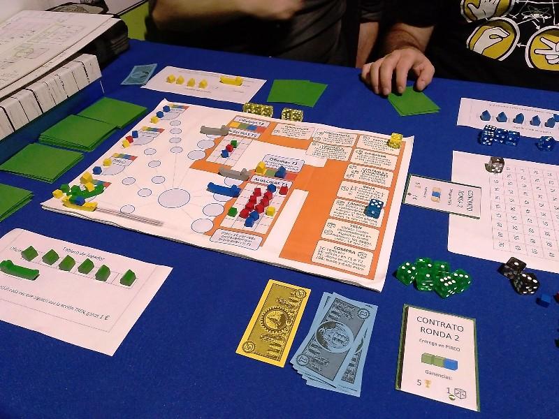 Protojuego Isla Verde Amphora Games