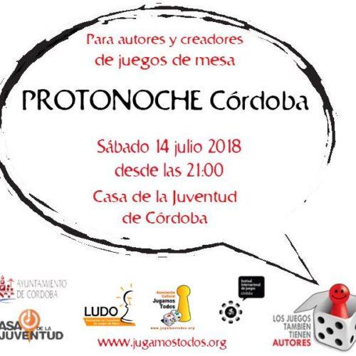 Protonoche Córdoba 2018