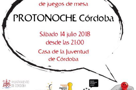 Rumbo a la Protonoche de Córdoba
