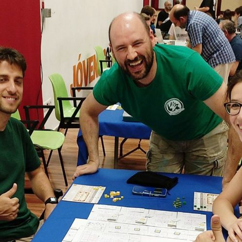 Protonoche Córdoba Amphora Games