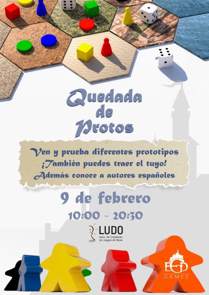 Quedada de protos en Jerez